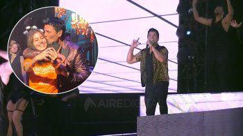 Chayanne volvió a Argentina para cantarle a su público