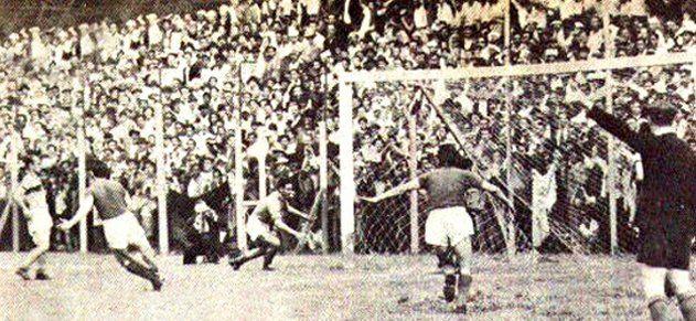 El día que un árbitro se salvó de que lo ahorquen: la historia de un partido que duró setenta segundos