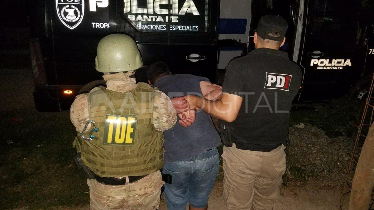 El acusado tiene 29 años y fue detenido por la TOE y PDI.