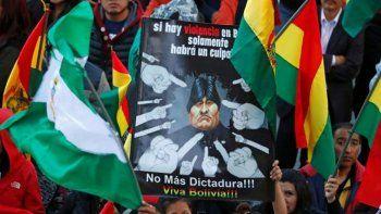 Los hechos que derivaron en la crisis política de Bolivia y en la renuncia de Evo Morales