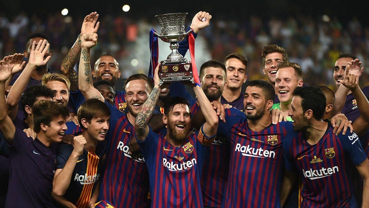 La Supercopa de España se jugará en Arabia Saudita
