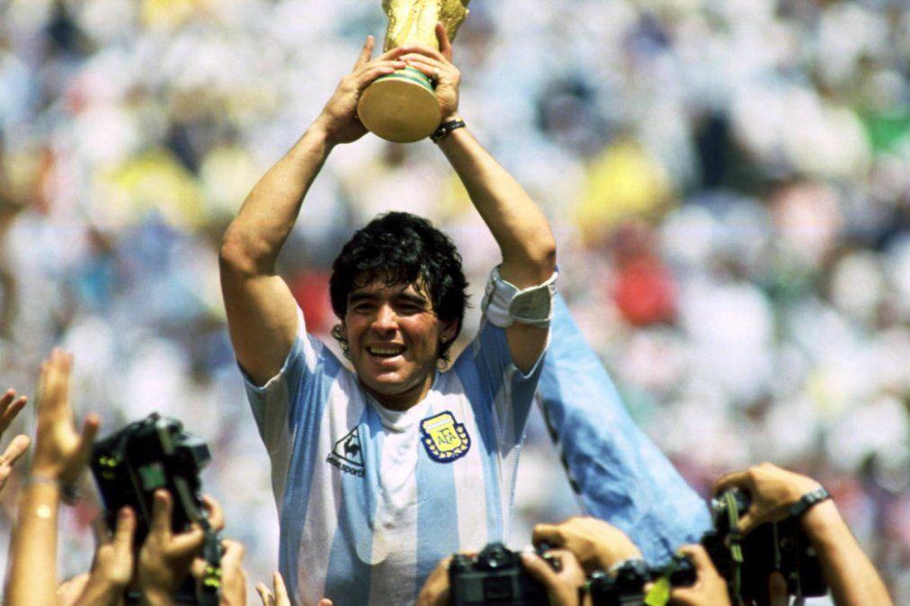 Preparan la segunda temporada de la serie de Maradona