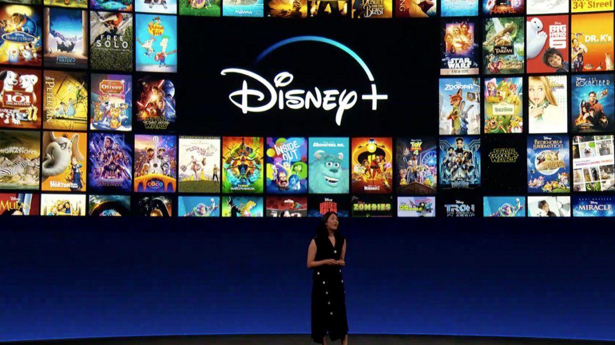 Disney+ es la aplicación más descargada en Estados Unidos