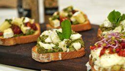 ideas para hacer un brunch saludable cuando te despiertas tarde y con hambre