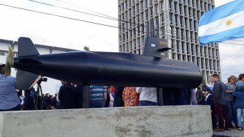 Santa Fe rendirá homenaje a los 44 submarinistas, a dos años del hundimiento