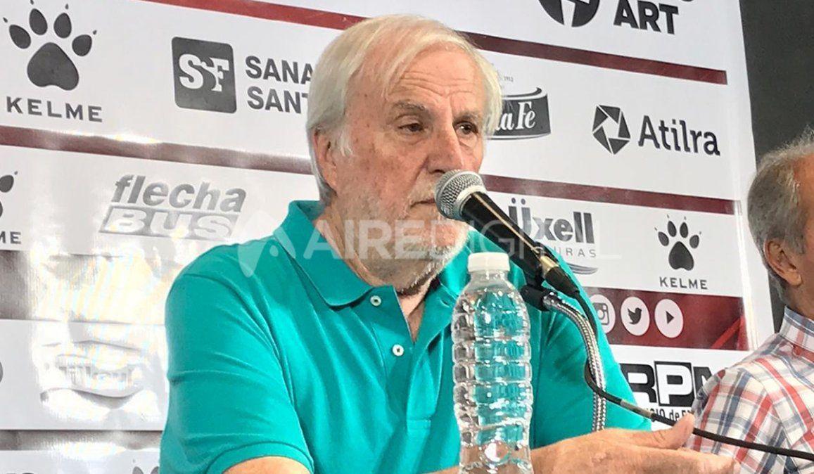 Vignatti: Hicimos una presentación en Conmebol y llegaremos hasta donde sea necesario