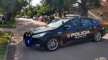 Un conductor se descompensó, chocó y murió