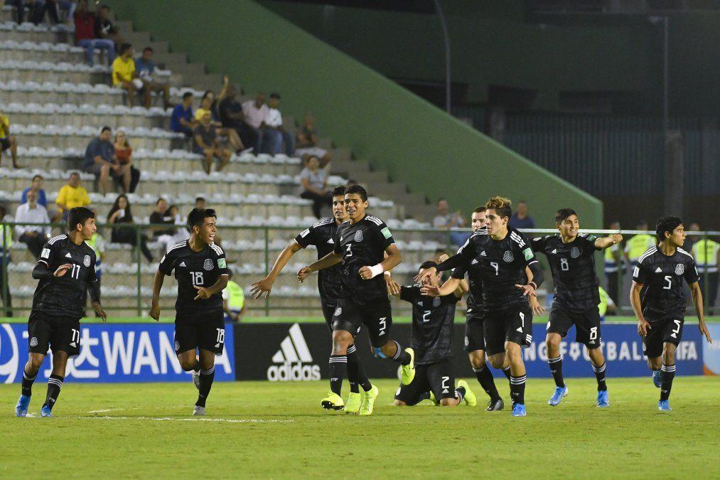 Brasil y México jugarán la final del Mundial Sub 17