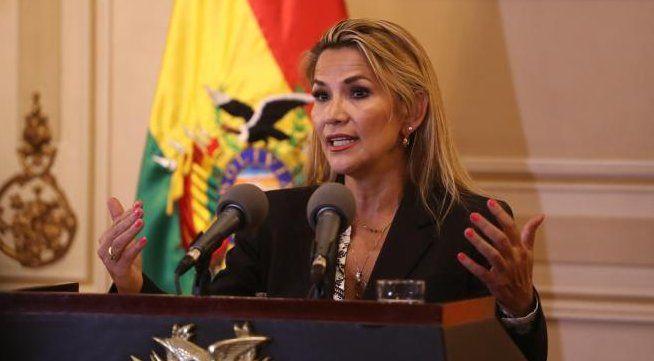 Áñez no será candidata a la presidencia, según el Gobierno interino de Bolivia