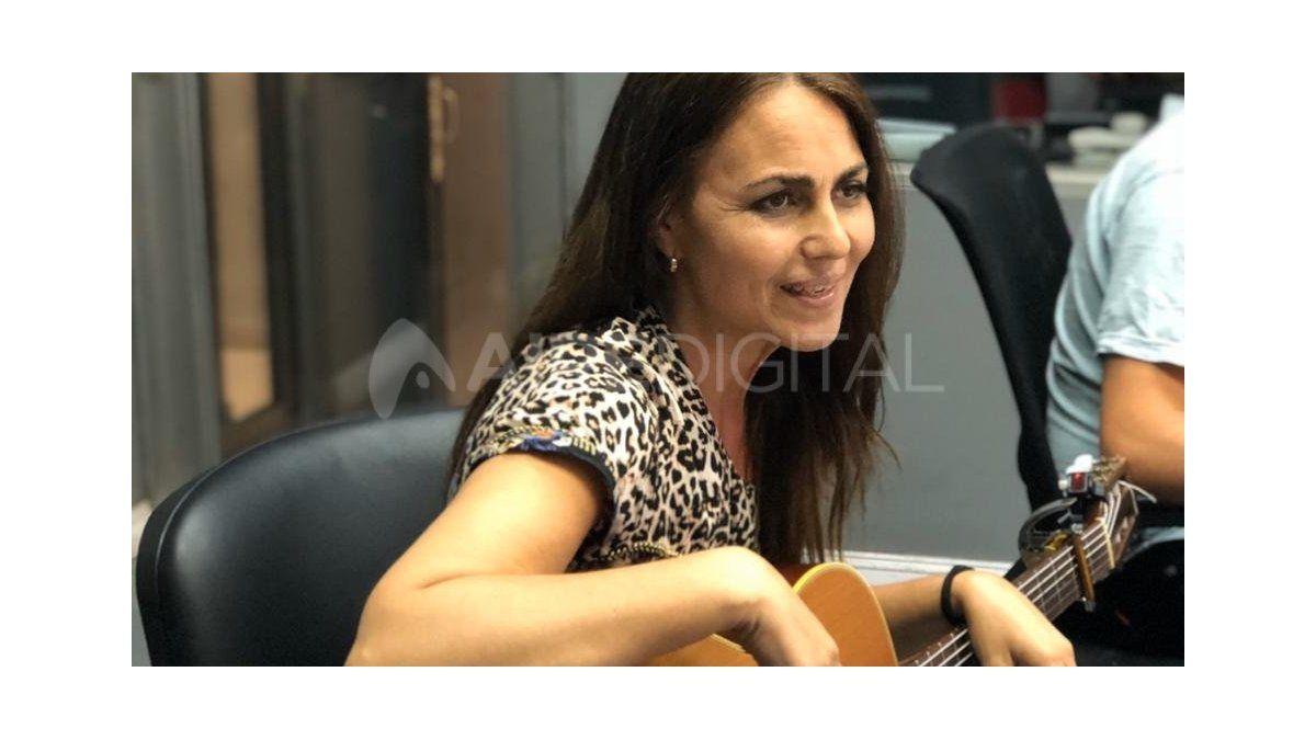 La carrera de Itatí Barrionuevo en una entrevista íntima con Aire de Santa Fe