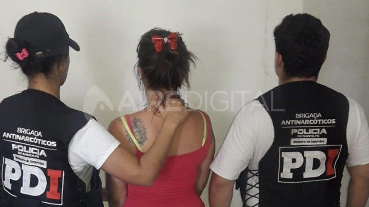En un Trueque:  detuvieron a una mujer que tenía pedido de captura