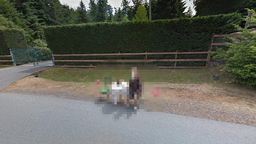 Google Maps se queda sin palabras ante la imagen que captó y luego compartió en twitter