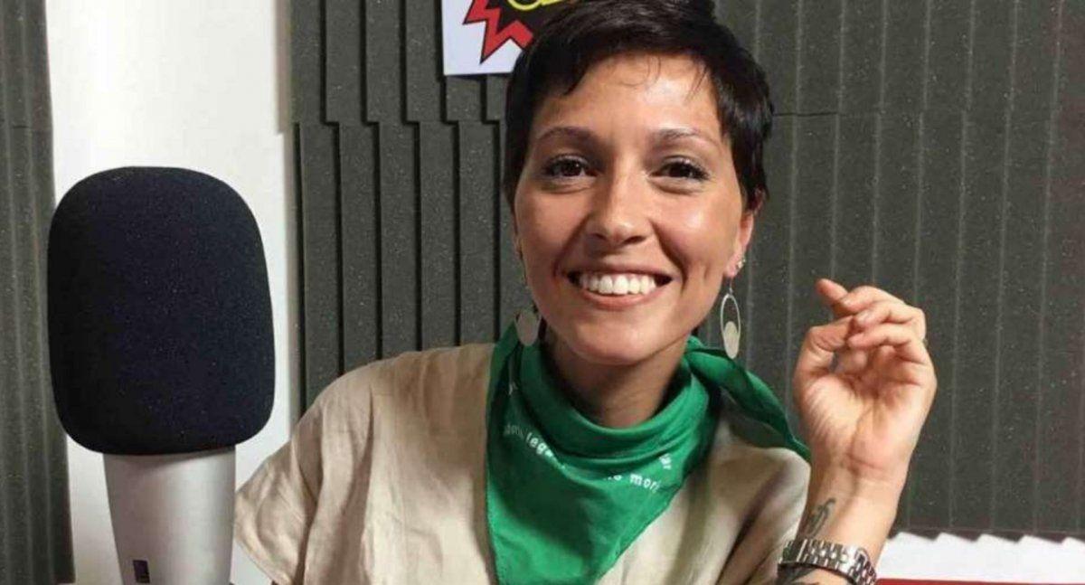 La intendenta electa de Quilmes se tatuó a Néstor Kirchner en su brazo