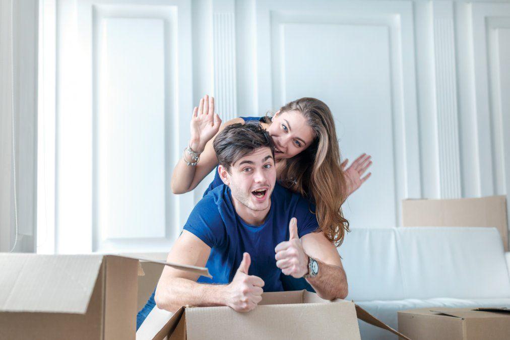 Cómo saber si es momento de mudarte con tu pareja
