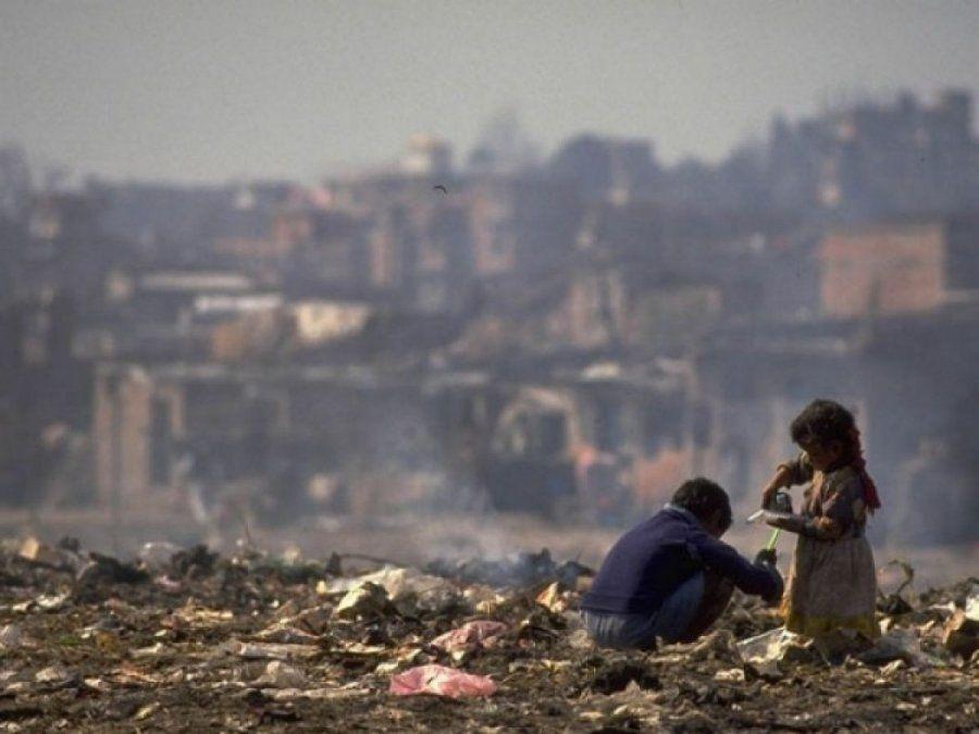 En la Argentina viven 3.5 millones de indigentes. Todo un país como Uruguay o una provincia como Santa Fe.