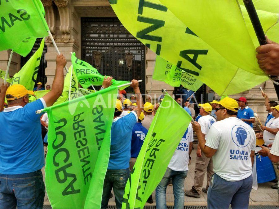 Suspendieron a 105 trabajadores de la obra de reconstrucción de las vías del Belgrano Cargas