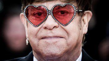 Elton John habló de su miedo a morir sin ver crecer a sus hijos