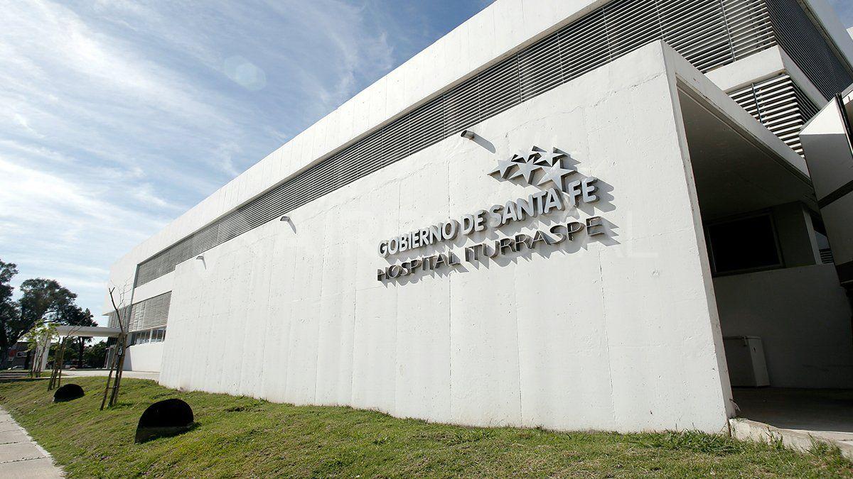 El hombre está internado en el Hospital Iturraspe con un cuadro grave.