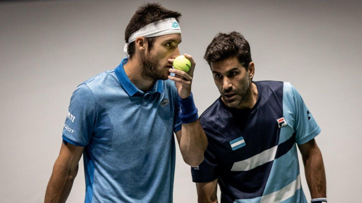 Copa Davis: Mayer y González no evitaron la debacle ante Alemania