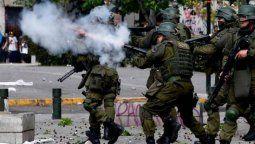 el gobierno de chile rechaza informe de amnistia internacional sobre represion