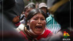 crisis boliviana: defensoria del pueblo elevo a 32 el numero de muertos