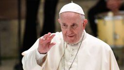 el papa francisco alerto sobre la irracionalidad y la violencia que ocupan cargos de gobierno