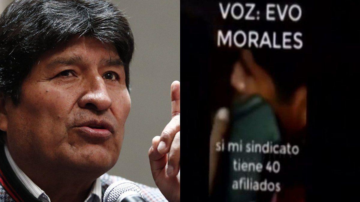 El gobierno interino de Bolivia denunció penalmente a Evo Morales por sedición y terrorismo
