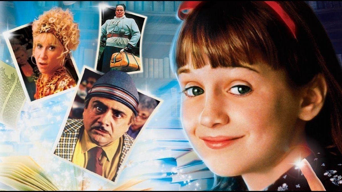 Matilda regresará a la pantalla de Netflix como un musical