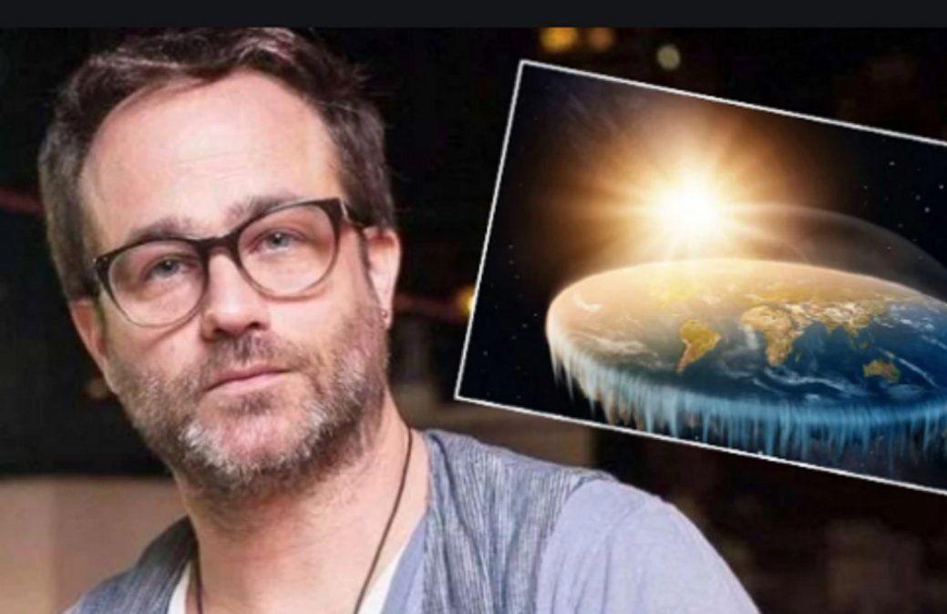 Gastón Pauls cree que la Tierra es plana