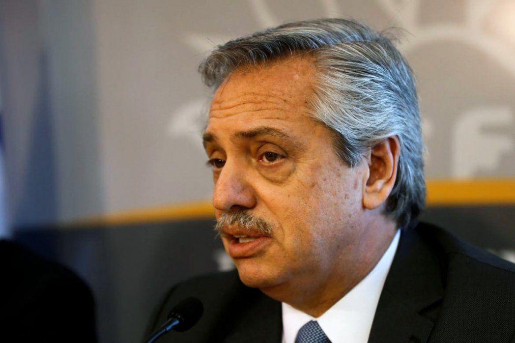 Alberto Fernández enviará un nuevo proyecto de presupuesto el 12 de diciembre