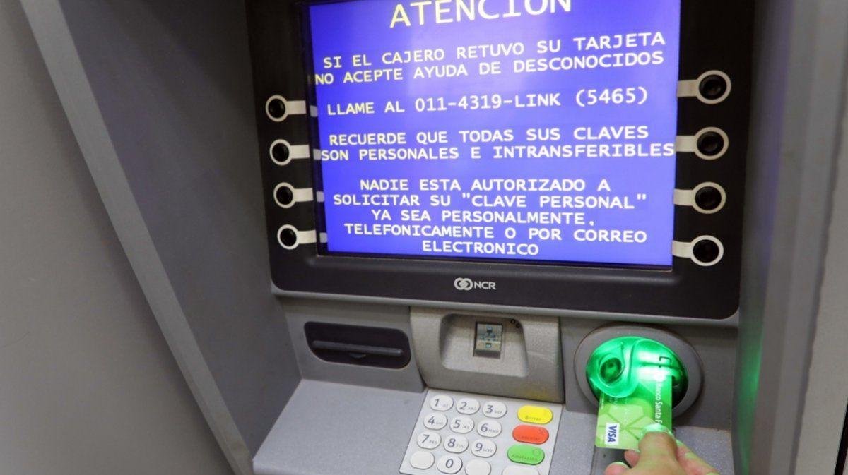 Cronograma de pago para agentes públicos de Santa Fe