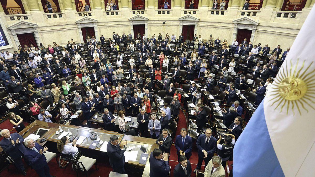 Finalizó el año parlamentario y el Congreso espera el llamado de Fernández a sesiones extraordinarias