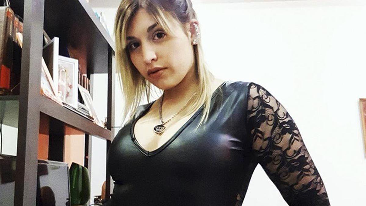 Rocío Genovese, una de las víctimas asesinadas junto a Emanuel Sandoval.
