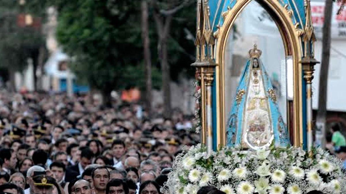 Mas de 5.000 personas llegaron a Catamarca por las festividades de la Virgen del Valle