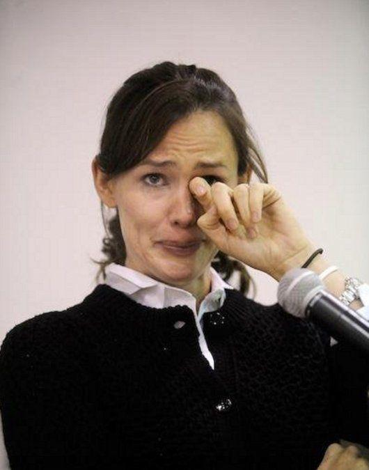 Cámaras captaron una discusión entre Ben Affleck y Jennifer Garner