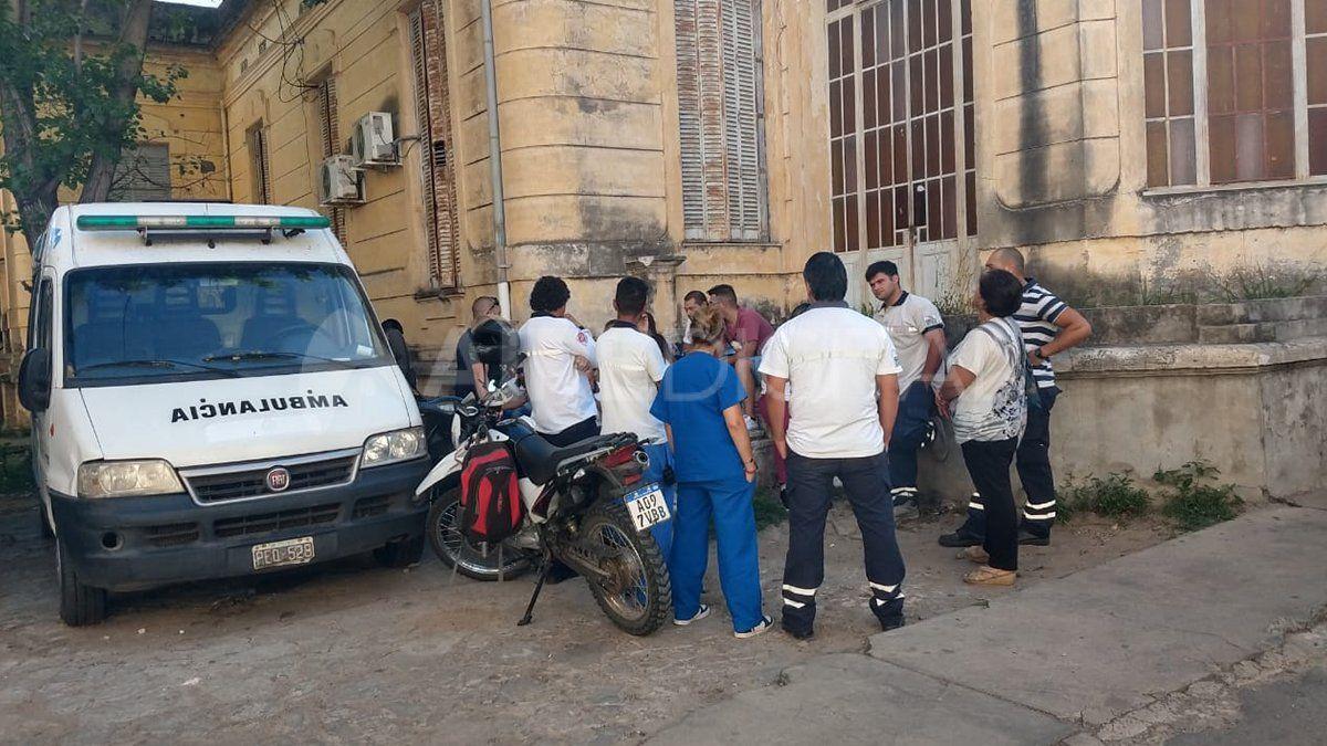 Delincuentes agredieron a personal del servicio 107 y los trabajadores evalúan tomar medidas de fuerza