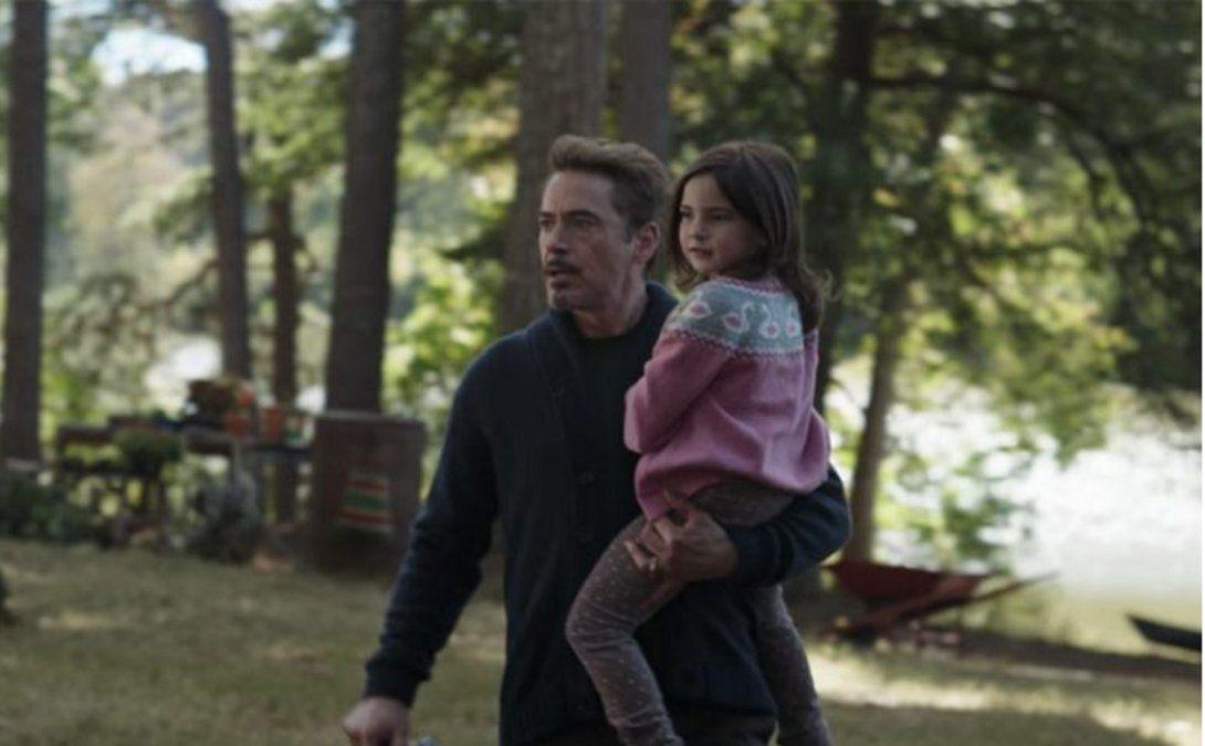 Avengers: Endgame: la hija de Tony Stark sería un robot según teoría de la comunidad