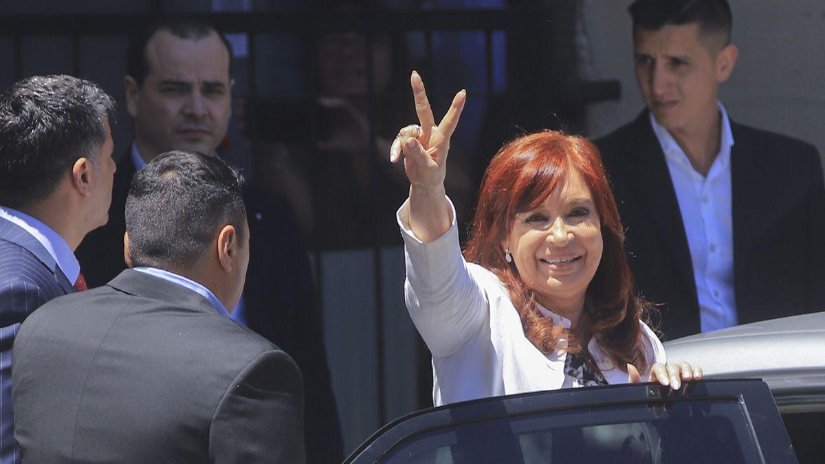 CFK declaró por primera vez en la causa por la obra pública dijo que la acusación en su contra fue ideada por el gobierno saliente