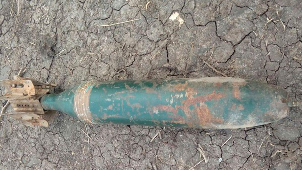 Hallan tres granadas y otros elementos de detonación dentro de una mochila en Rosario