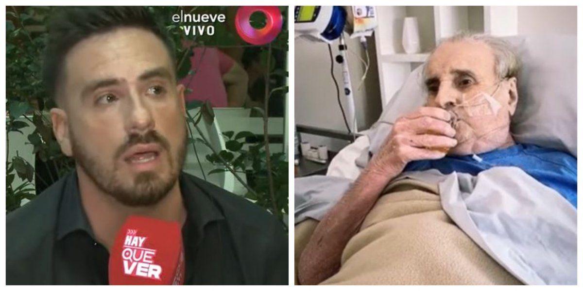 El llanto de Fede por la salud de Santiago Bal: No pasa de esta semana