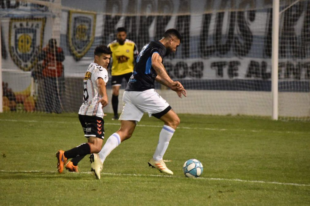 Atlético de Rafaela venció a Chacarita y se clasificó a la Copa Argentina