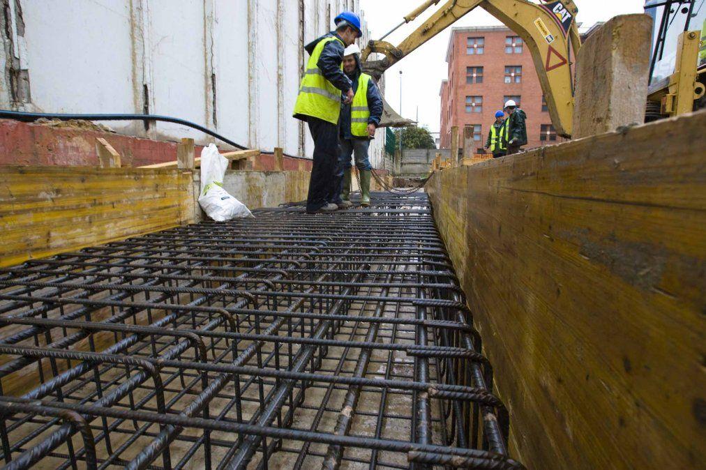 Más del 70% de los empresarios de la construcción cree que esa actividad estará igual o peor en los próximos doce meses