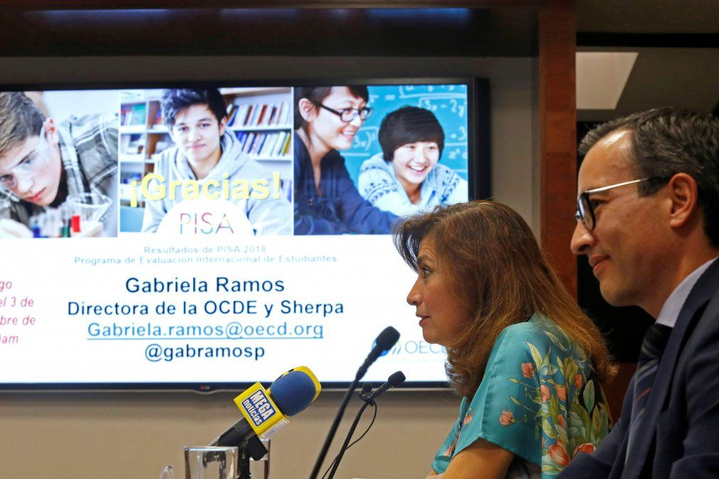 China sobresale en educación y Chile y Uruguay son los mejores alumnos latinoamericanos
