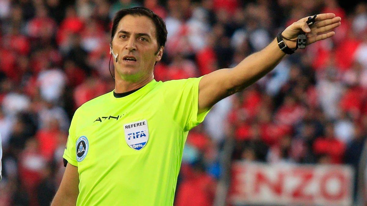 Superliga designó a los árbitros de la fecha 16