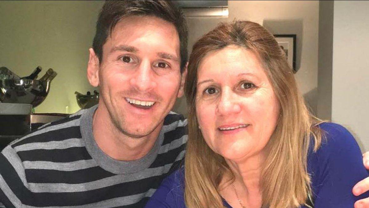 La mamá de Leo Messi jugó a ser periodista de espectáculos y opinó de toda la farándula