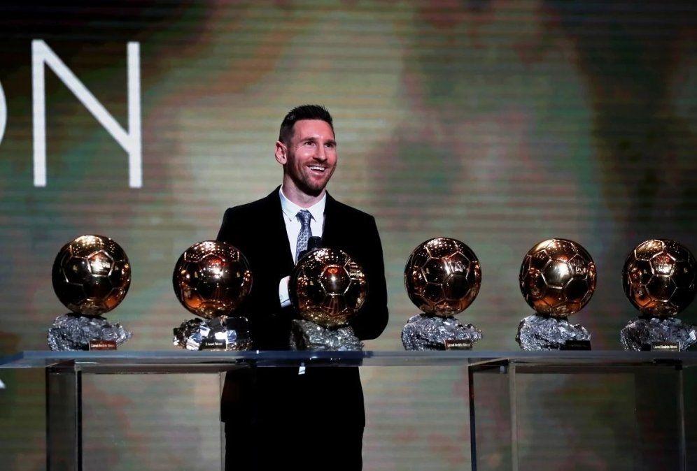 Messi: Cuando Cristiano me empató, me dolió un poco