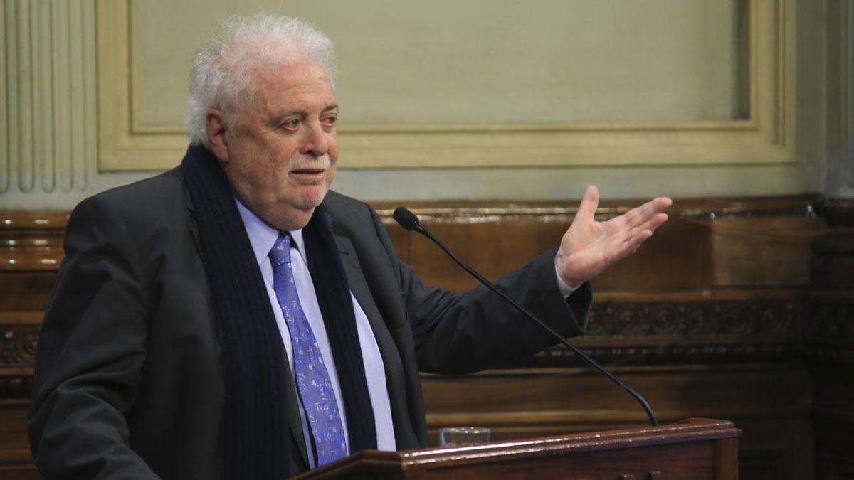 Alberto Fernández confirmó que Ginés García será el nuevo ministro de Salud