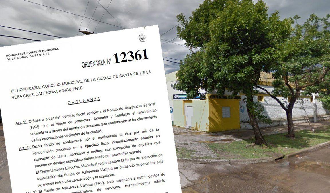 Denuncian que la Municipalidad no cumple con el Fondo de Asistencia Vecinal