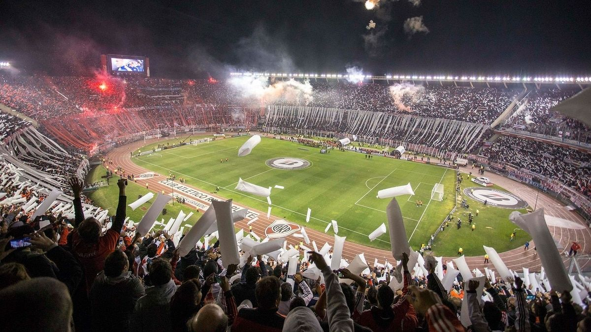 Conmebol confirmó al estadio de River para el partido inaugural