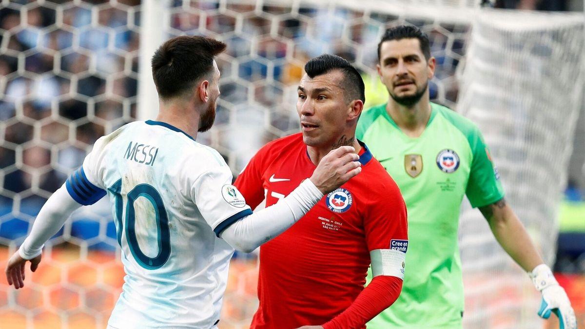 Argentina enfrentará a Chile en el partido inaugural